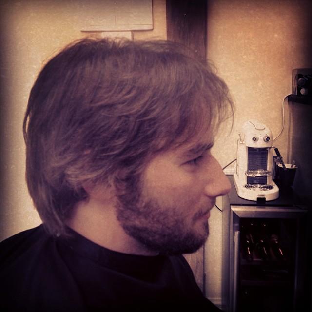 Joe b4 his cut